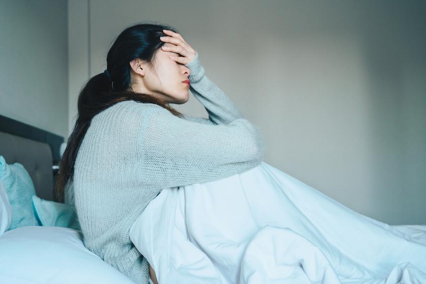 Opgebiecht: 'Ik word steeds zwaarder en mijn man vindt dat niks'