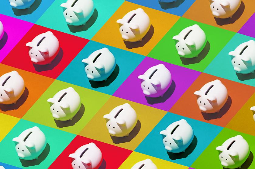 Positief punt voor je bankrekening: we spaarden meer dan ooit