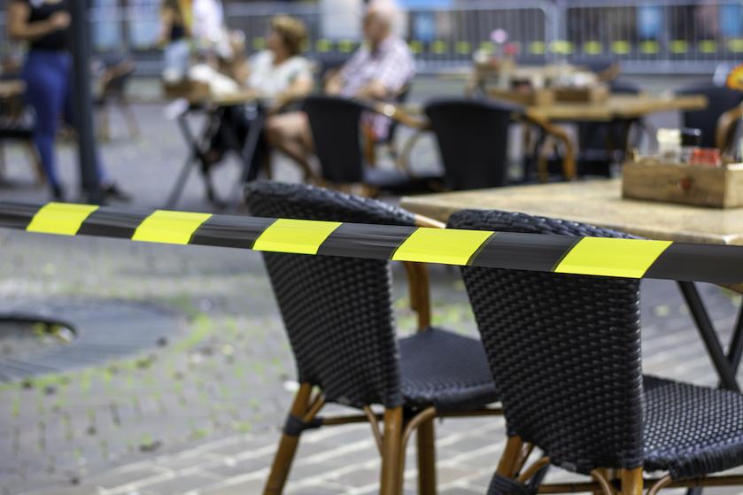 Terrassen weer open? Burgemeesters steunen oproep Halsema