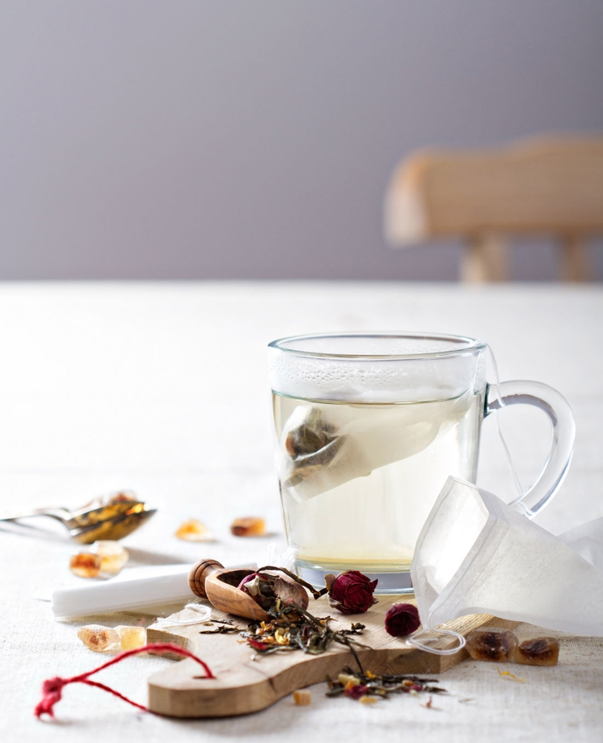 Dé manier om thee te zetten