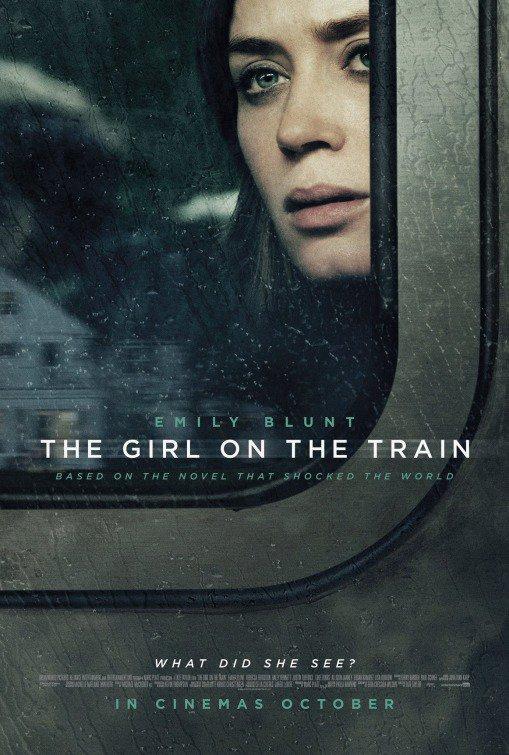 Win! Het boek 'The Girl on the Train' samen met vrijkaartjes voor de film!