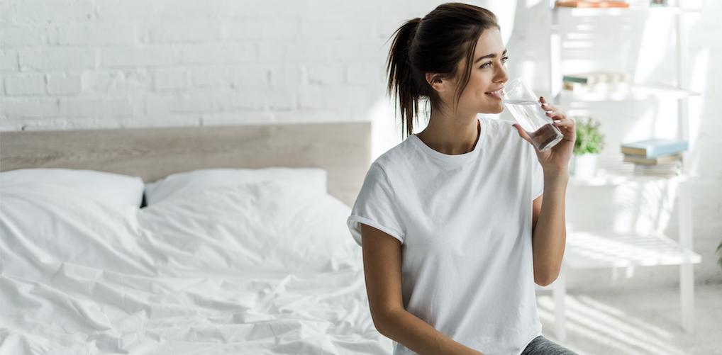 Hoeveel extra water moet je drinken tijdens een hittegolf?