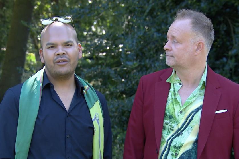 Nieuw 'Paleis voor een Prikkie'-duo valt niét in de smaak: 'Slechte imitatie van Frank en Rogier'