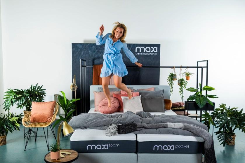 Winnen: 2x een heerlijk Maxi matras van Beter Bed