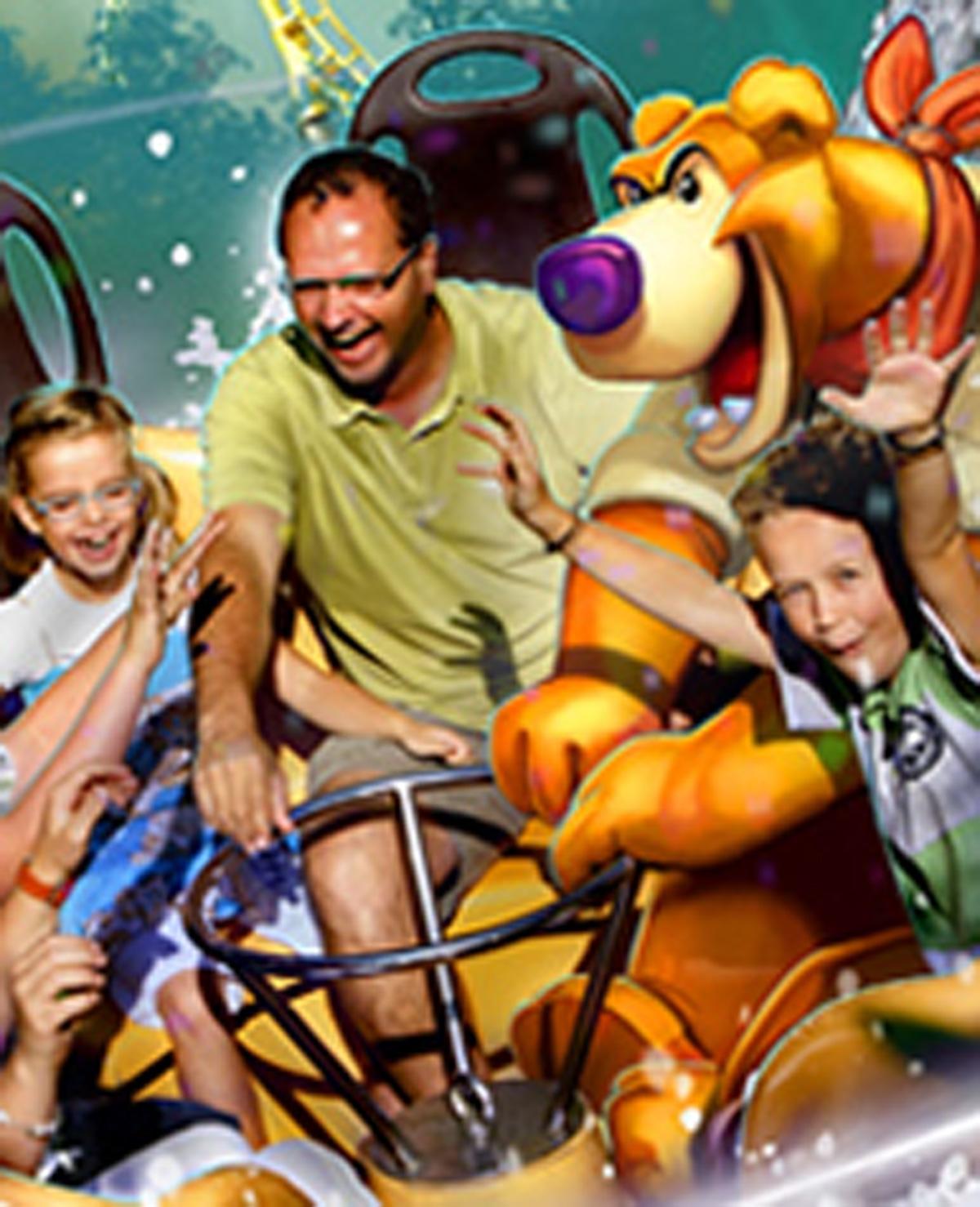 Win kaarten voor avonturenpark Hellendoorn