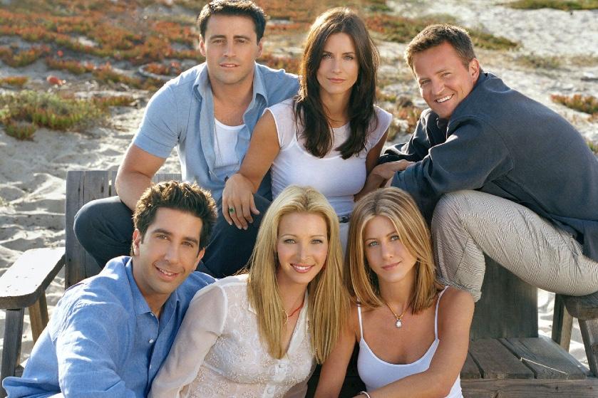 Wacht eens even, hadden Jennifer Aniston en David Schwimmer (a.k.a. Rachel en Ross) in het echt ook een relatie?