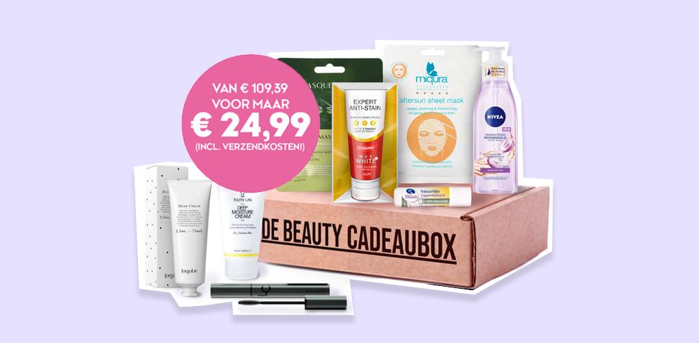 Laatste kans: je kunt nu nog VIVA's spotgoedkope Beauty Cadeaubox bestellen