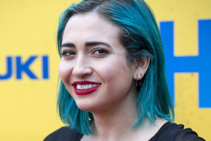Christina Curry laat 'ondeugende' tattoo zetten