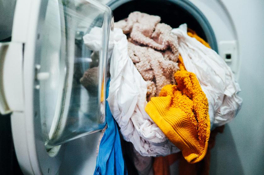 Kun je de deur van de wasmachine beter open of dicht laten als je 'm niet gebruikt?