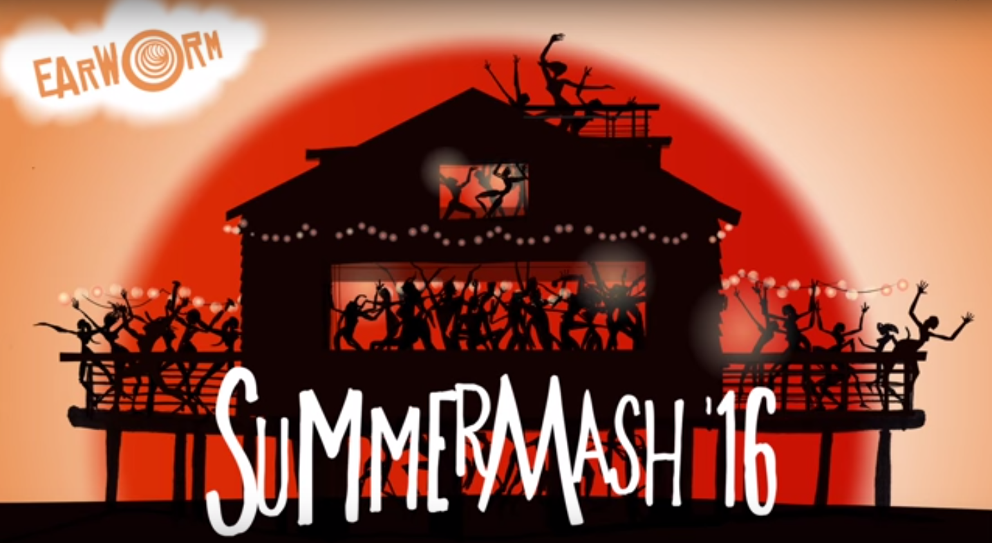 Wedden dat jij deze zomerse mash-up van DJ Earworm niet meer uit je hoofd krijgt?!