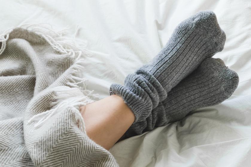 Dit effect hebben de koude temperaturen op je nachtrust
