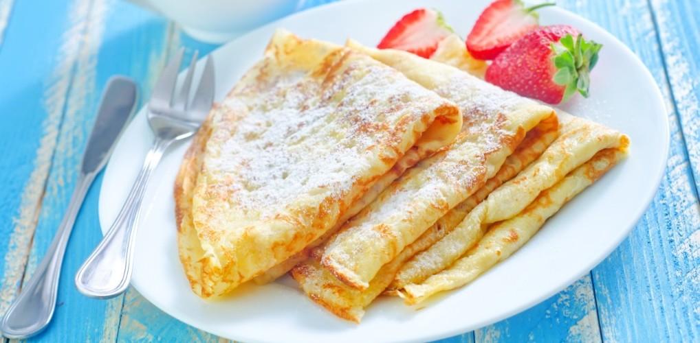 Meet the Cakelet: de combinatie van een pannenkoek en een omelet (en zo maak je 'm)