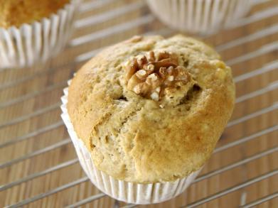 Recept: Muffins met banaan en chocolade