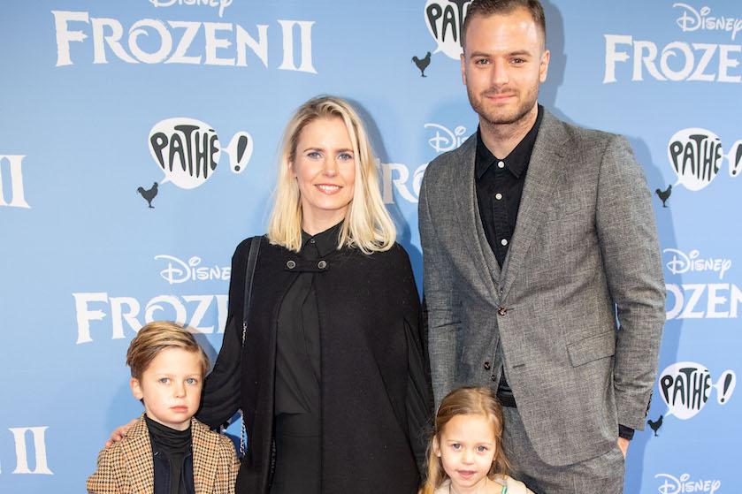 Jim Bakkum blikt terug op 2019 met prachtige foto van zwangere Bettina
