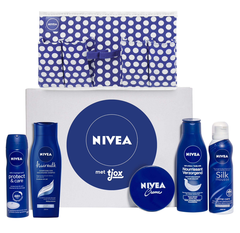 Bestel de voordelige tjox box van NIVEA!