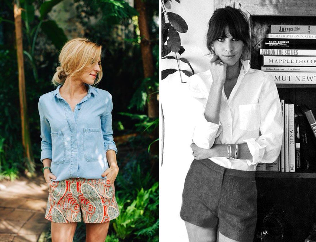 Inspiration: Zo draag je shorts na je 30e