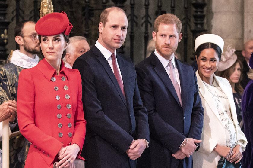 Koningshuis bevestigt: Meghan en Harry stoppen samenwerking met William en Kate