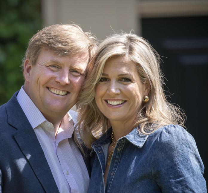 Willem-Alexander en Máxima last van verlaten nest