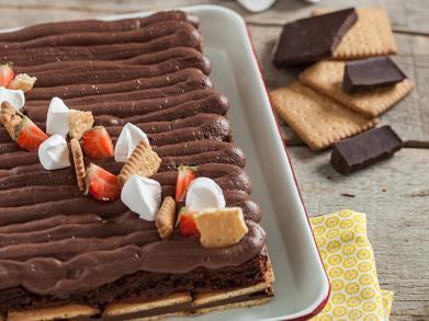 Recept: chocolademoussetaart!