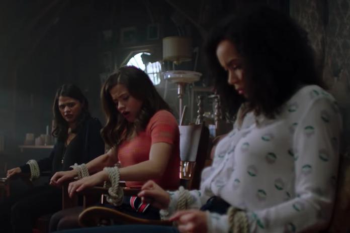 Zien: dit is de eerste trailer van de remake van 'Charmed'