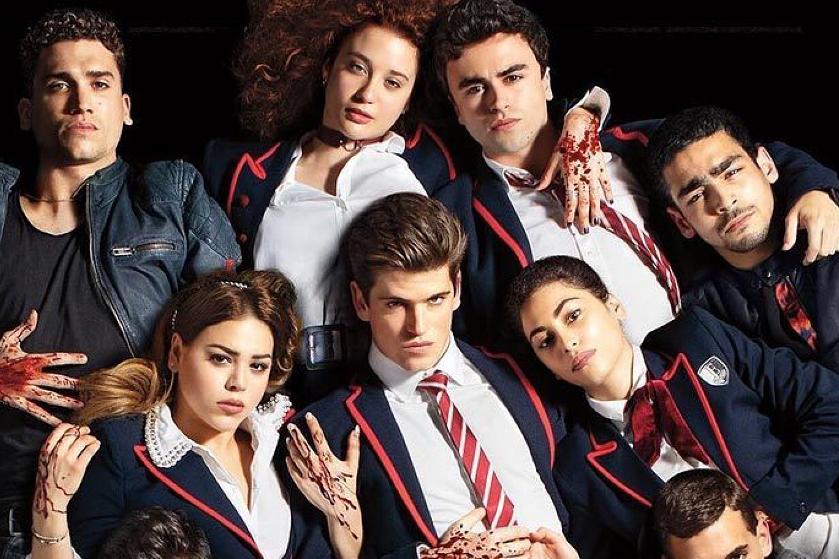 Schrijf déze datum in je agenda: Netflix komt met miniserie Élite