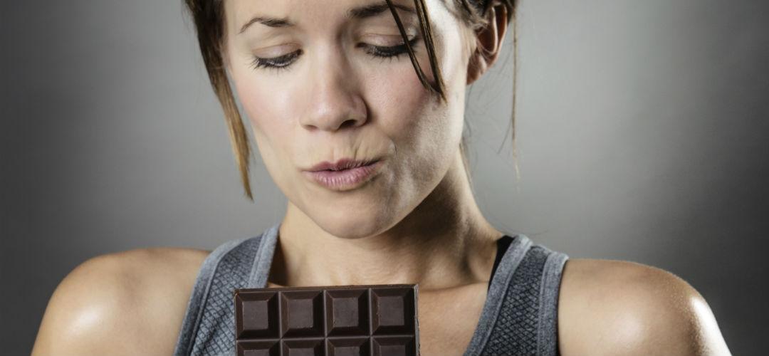Chocolade cravings: Tegengaan met die banaan!