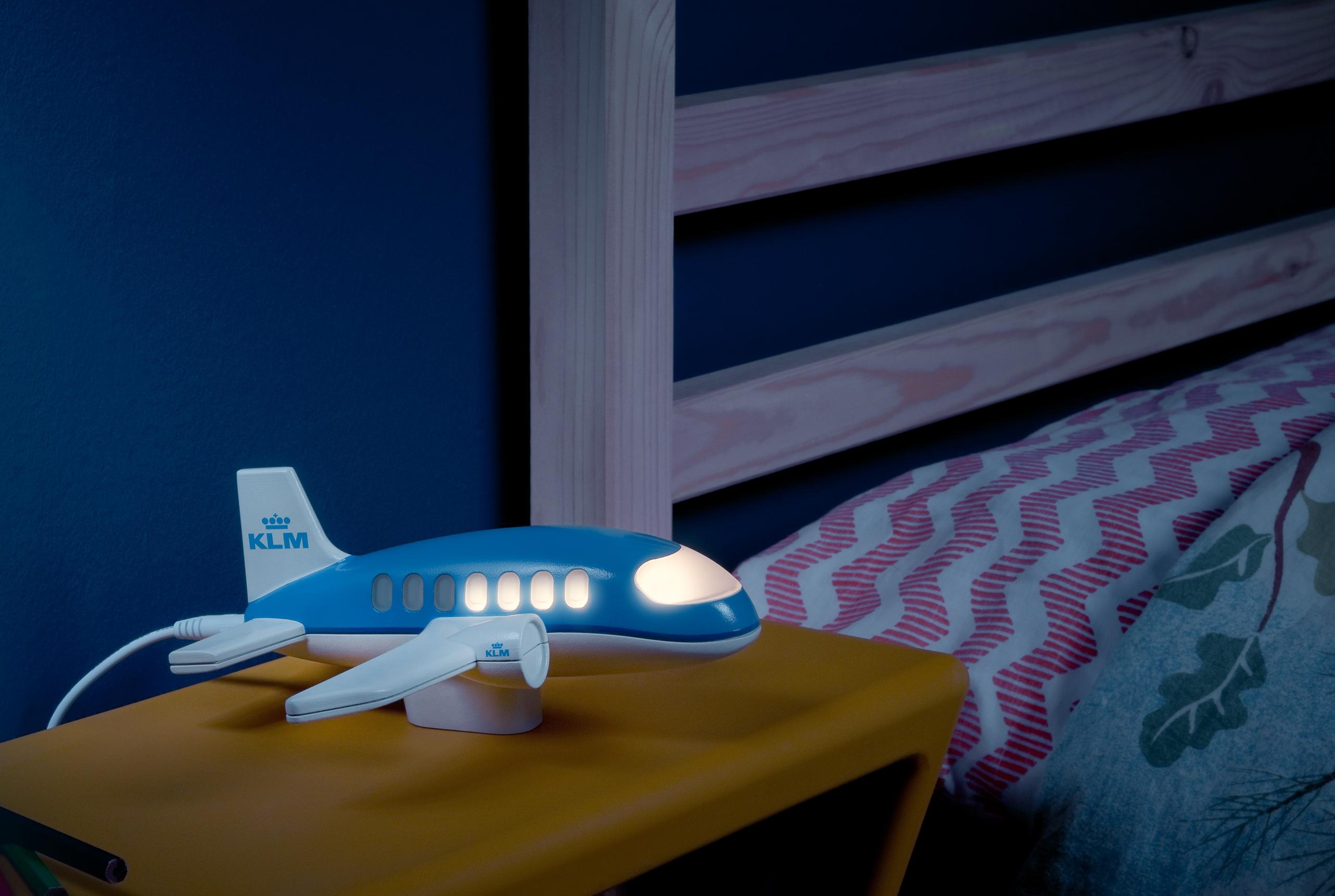 Win een Nachtjeslampje van KLM