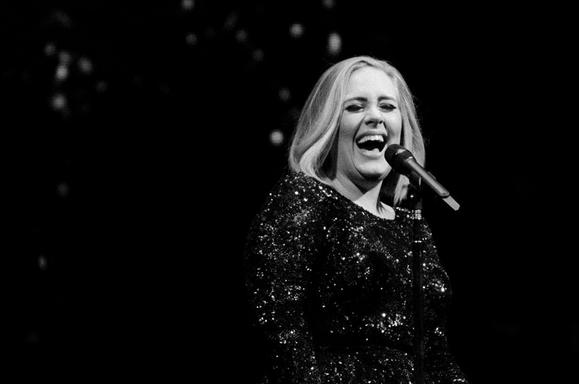 Stopt Adele met touren?