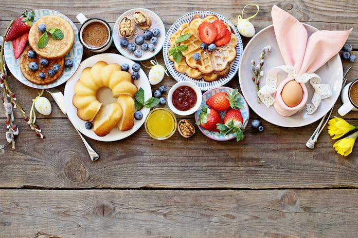Maak de paastafel nóg feestelijker met een zelfgevouwen paashaasservet