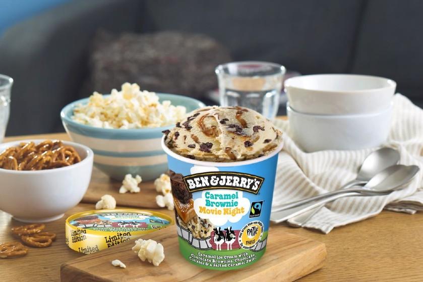 Héérlijk nieuws: Ben & Jerry brengt nieuwe limited edition ijssmaak op de markt