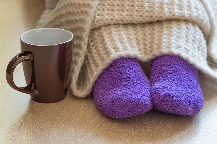 Life hack: met deze truc heb je nooit meer last van koude voeten