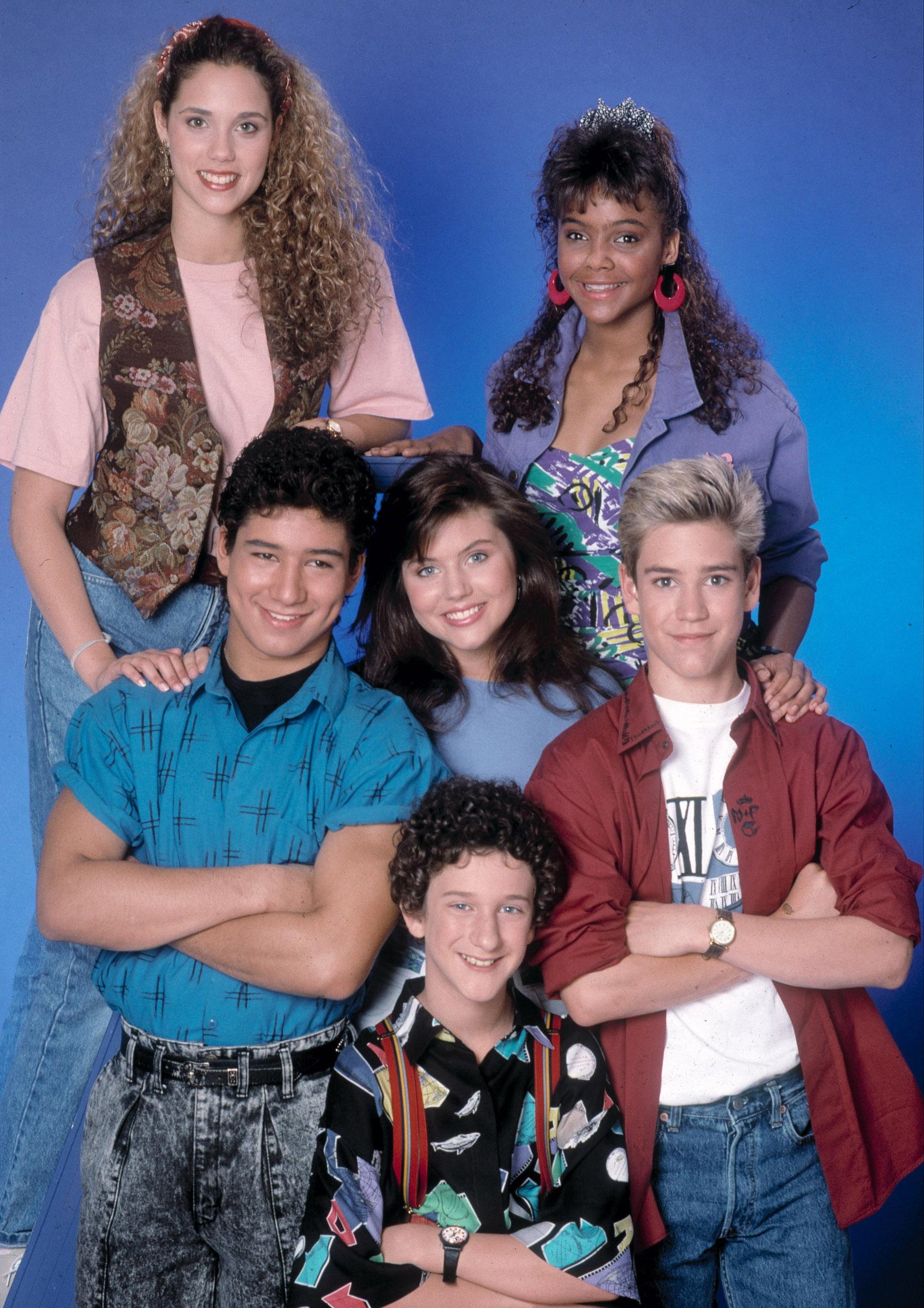 Zien: Zo ziet de cast van 'Saved by the Bell' er nu uit!