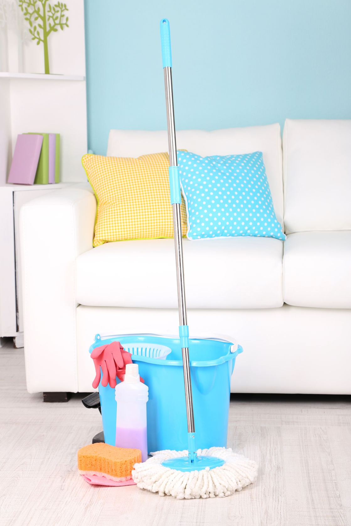 De grote schoonmaak challenge