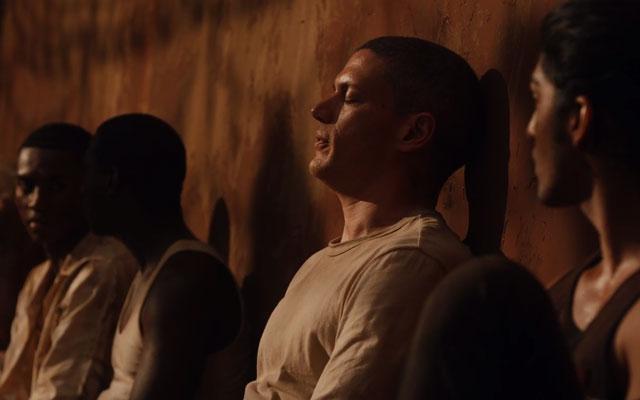YES! Er zijn nieuwe beelden uit het volgende 'Prison Break'-seizoen