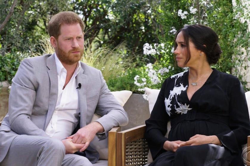 Zelfmoordneigingen, racisme en gevangenschap: dít deelden Harry en Meghan in het interview met Oprah
