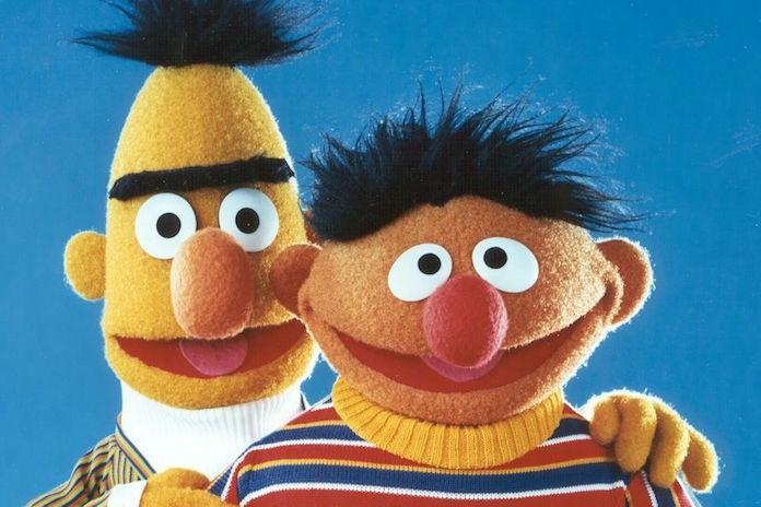 Scenarioschrijver onthult: 'Bert en Ernie zijn een stelletje'