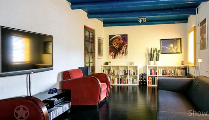 ZIEN: Binnenkijken bij het vakantiehuis van Johan Derksen