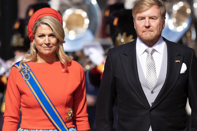 Gezinsuitbreiding voor koning Willem-Alexander en koningin Máxima