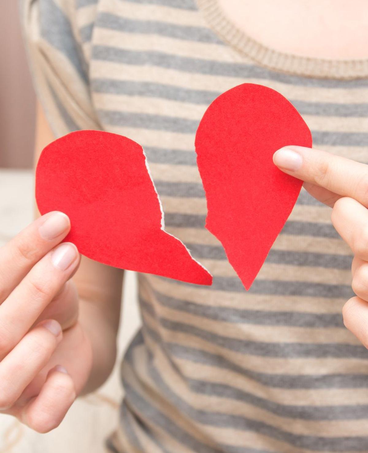 Bewezen: vrouw komt altijd beter uit een scheiding