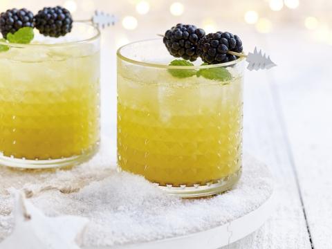 Recept: feestelijke mango coolers