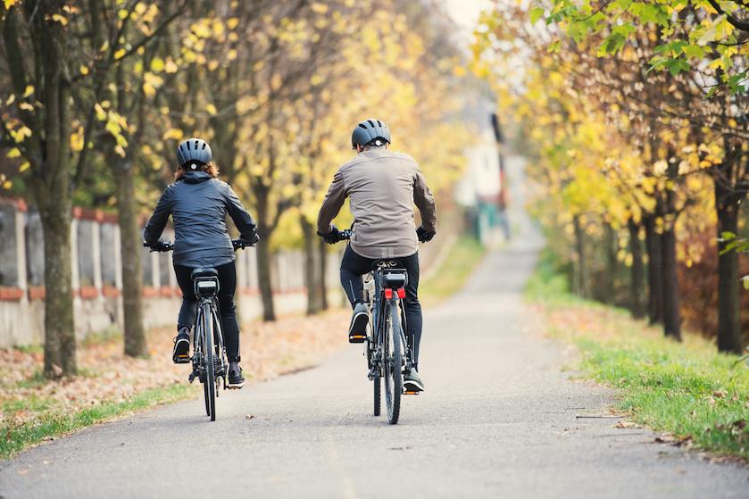 Dankzij déze uitvinding is van je fiets vallen niet meer mogelijk