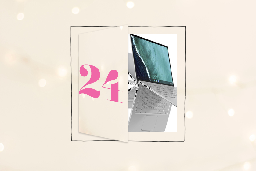 Flair's Adventskalender 2020 #24: win een te gekke Asus Chromebook Flip C434