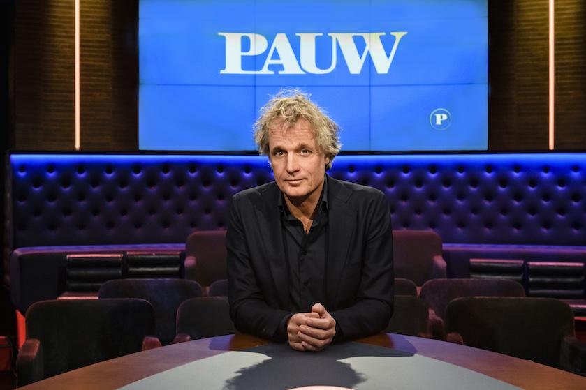 Jeroen Pauw terug als talkshowpresentator: 'Ik verheug me erop'