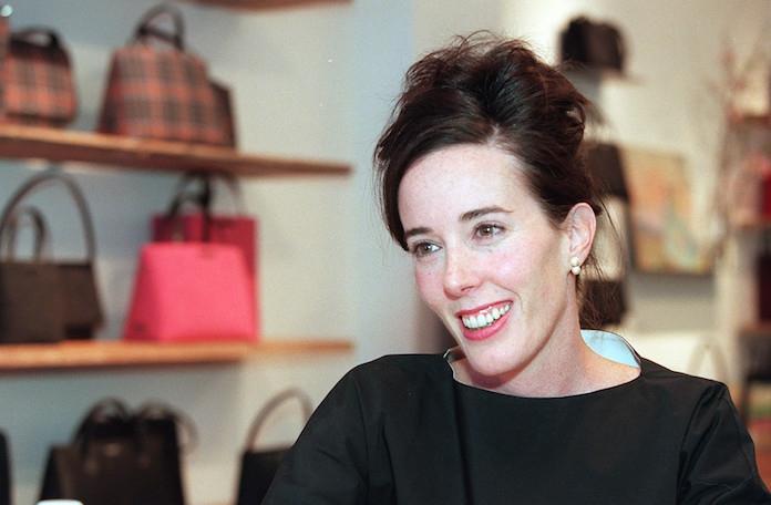 Wereldberoemde tassenontwerpster Kate Spade (55) overleden