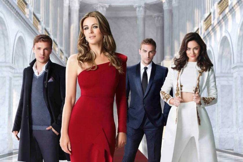 Wil je zien: de kersverse dramaserie 'The Royals' is metéén je nieuwe lievelings