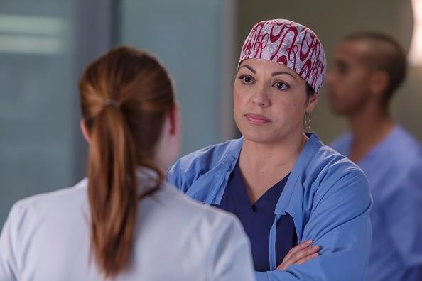 Sara Ramirez neemt afscheid na 10 seizoenen Grey's Anatomy