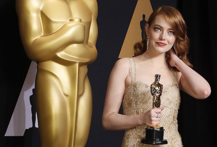Lefgozer vraagt Emma Stone als date voor eindfeest