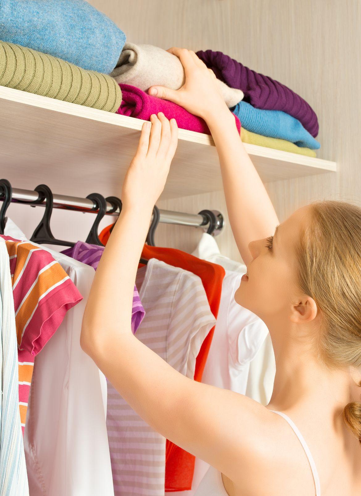 Dieuwke blogt week 1: slaapkamer en kledingkast opruimen