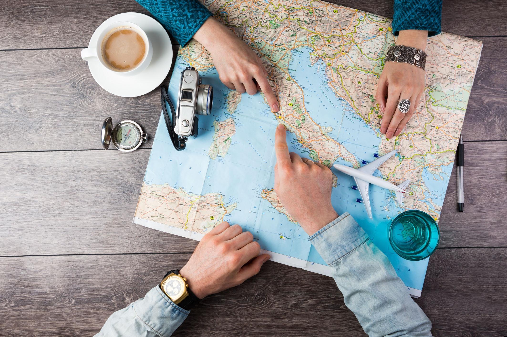 DROOMBAAN! RTL zoekt mensen die door Azië willen reizen