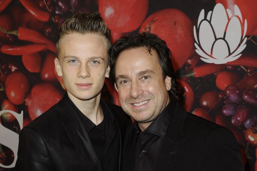 Zoon Luca vergeeft affaire(s) van vader Marco: 'Ik geloof hem op zijn mooie bruine ogen'
